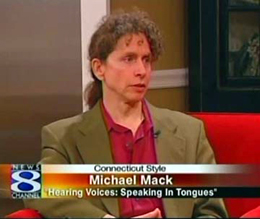 Michael Mack interviewed on  ABC TV